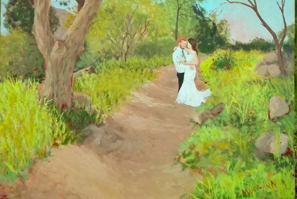 Mary-Ann Art landscape 2