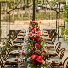 Spanish Summer Wedding Inspiration