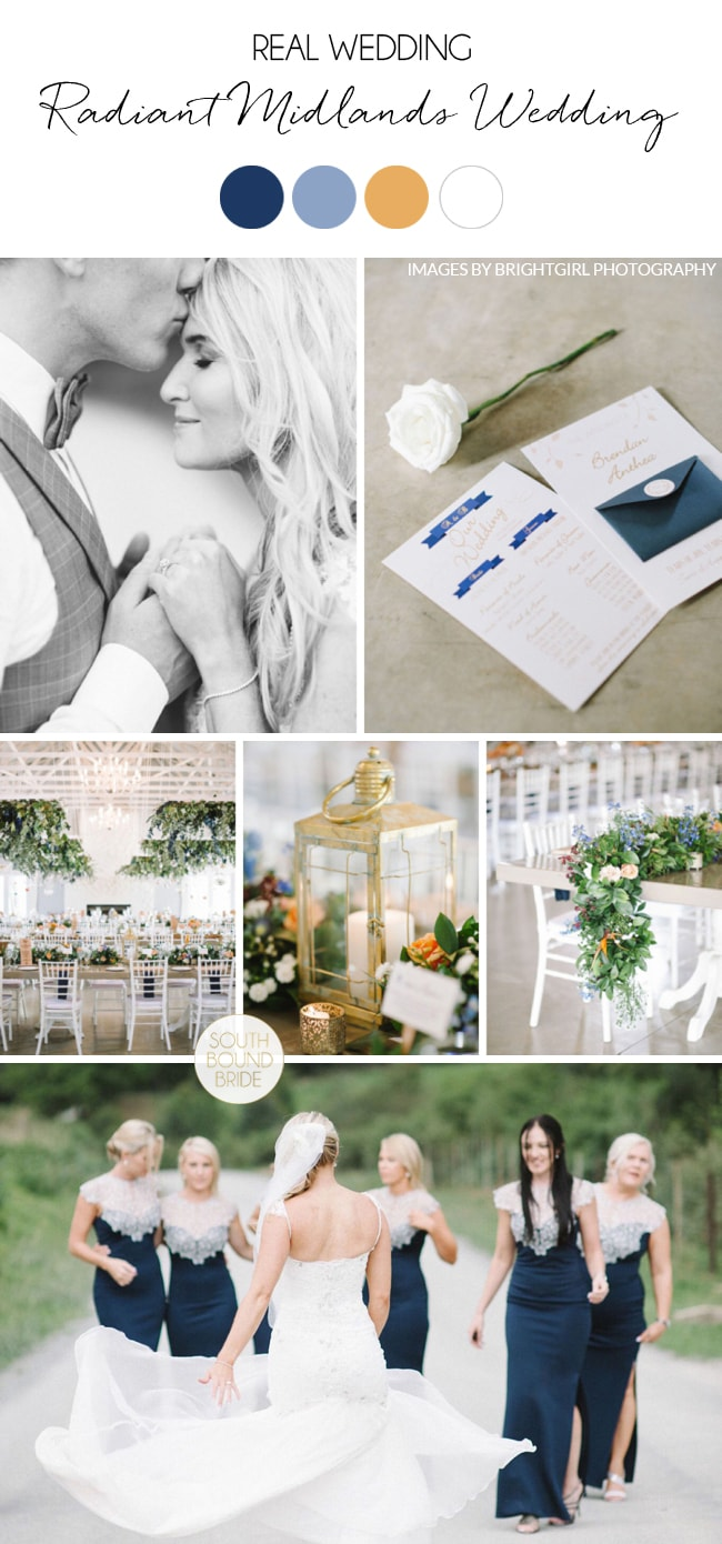 Radiant Midlands Wedding by Bright Girl Photography | SouthBound Bride