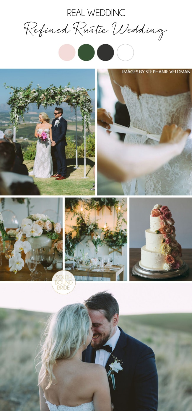Refined Rustic Wedding by Stephanie Veldman | SouthBound Bride