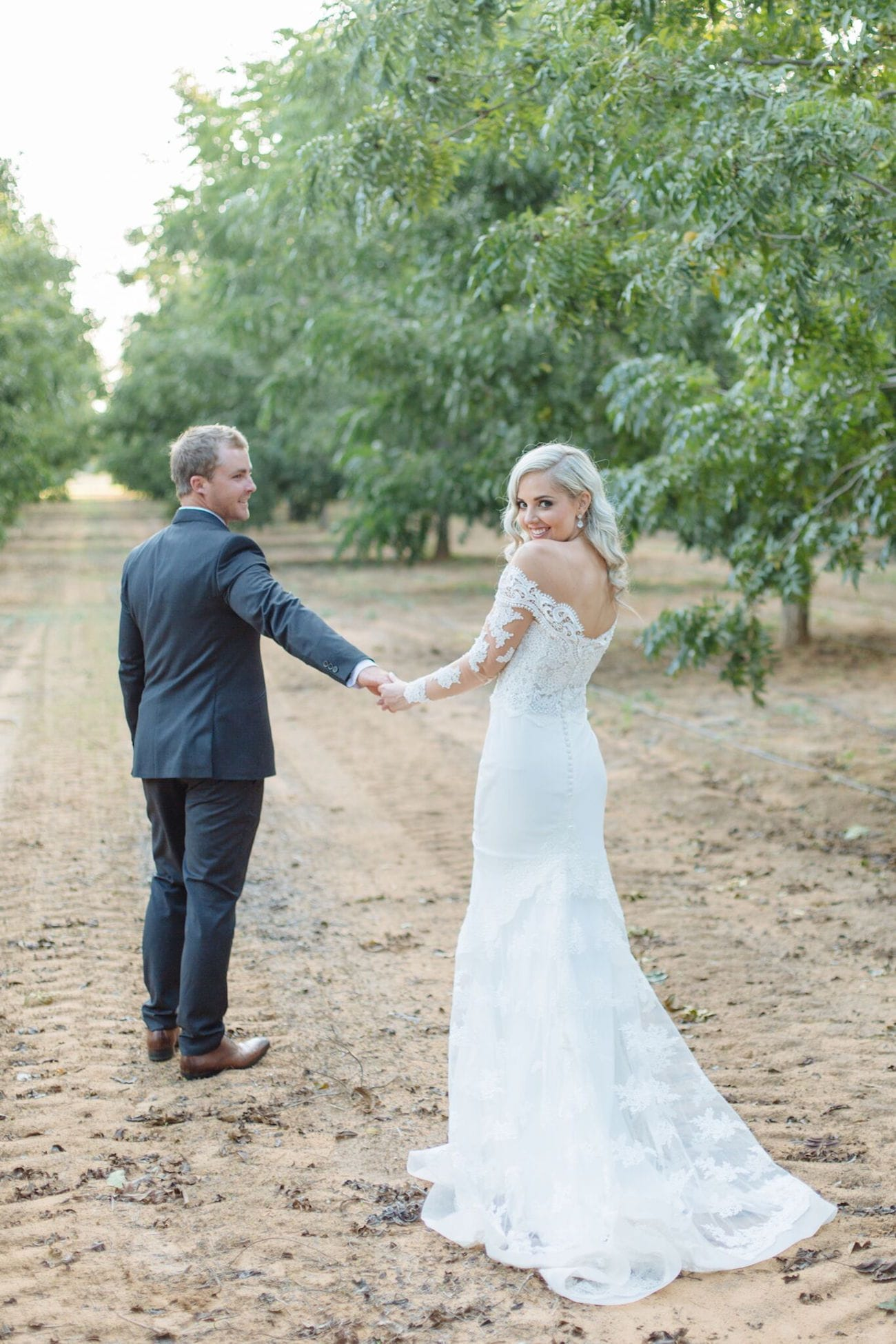 Classic country wedding dresses
