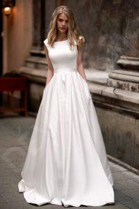 Elegant Minimalist Wedding Dresses