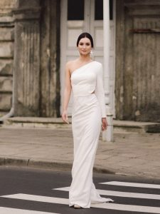 Elegant Minimalist Wedding Dresses