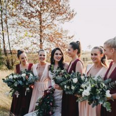 Scandinavian Gothic Wedding by Vanilla Photography