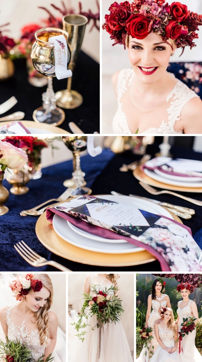 Fall Wedding Inspiration by Marsel Roothman | SouthBound Bride