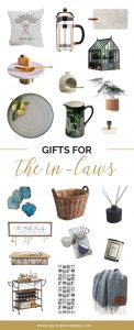 gifts for in-laws