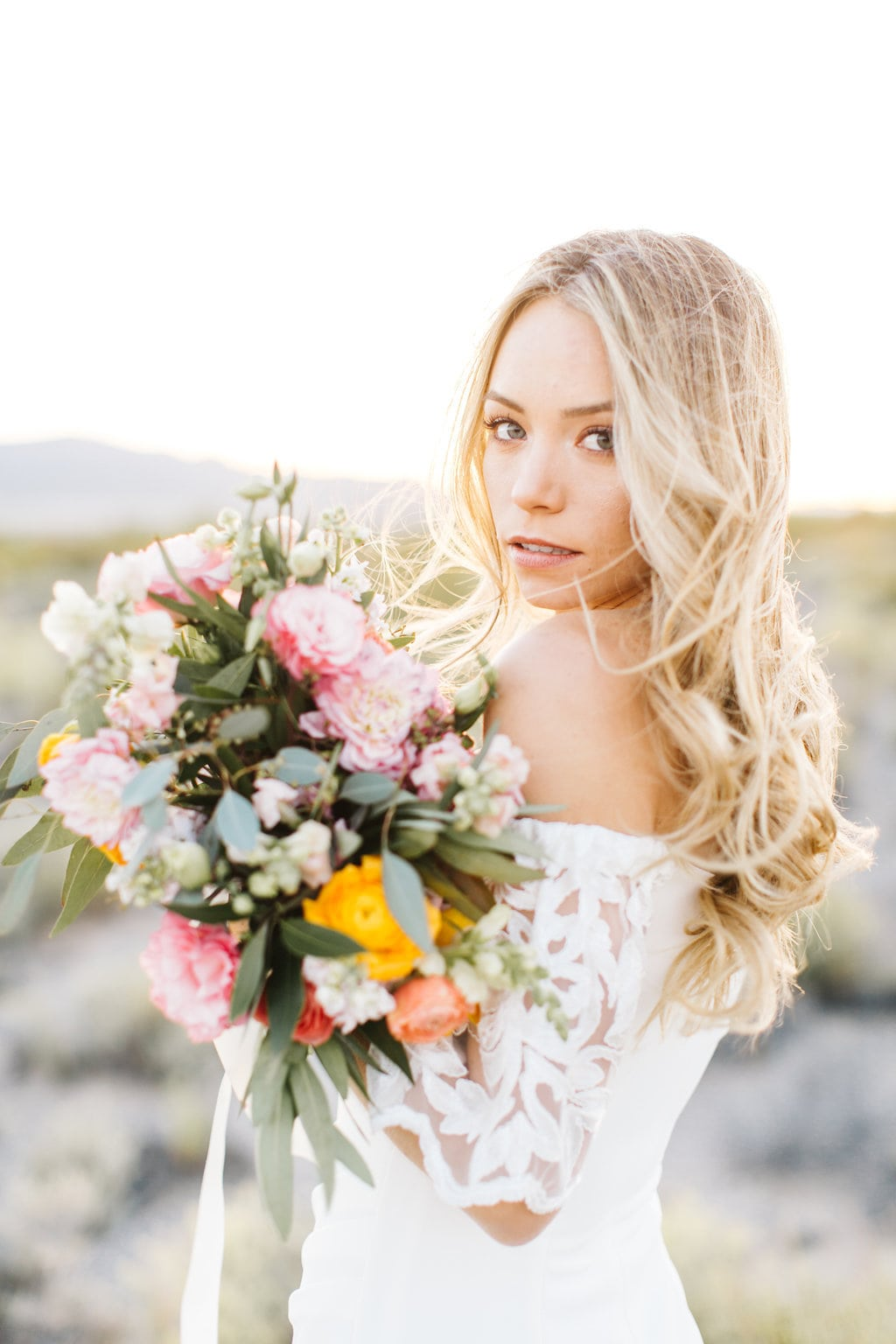 Boho Bridal Shoot | Credit: Julia Stockton Photography