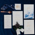 Moody Blues Winter Elopement Inspiration