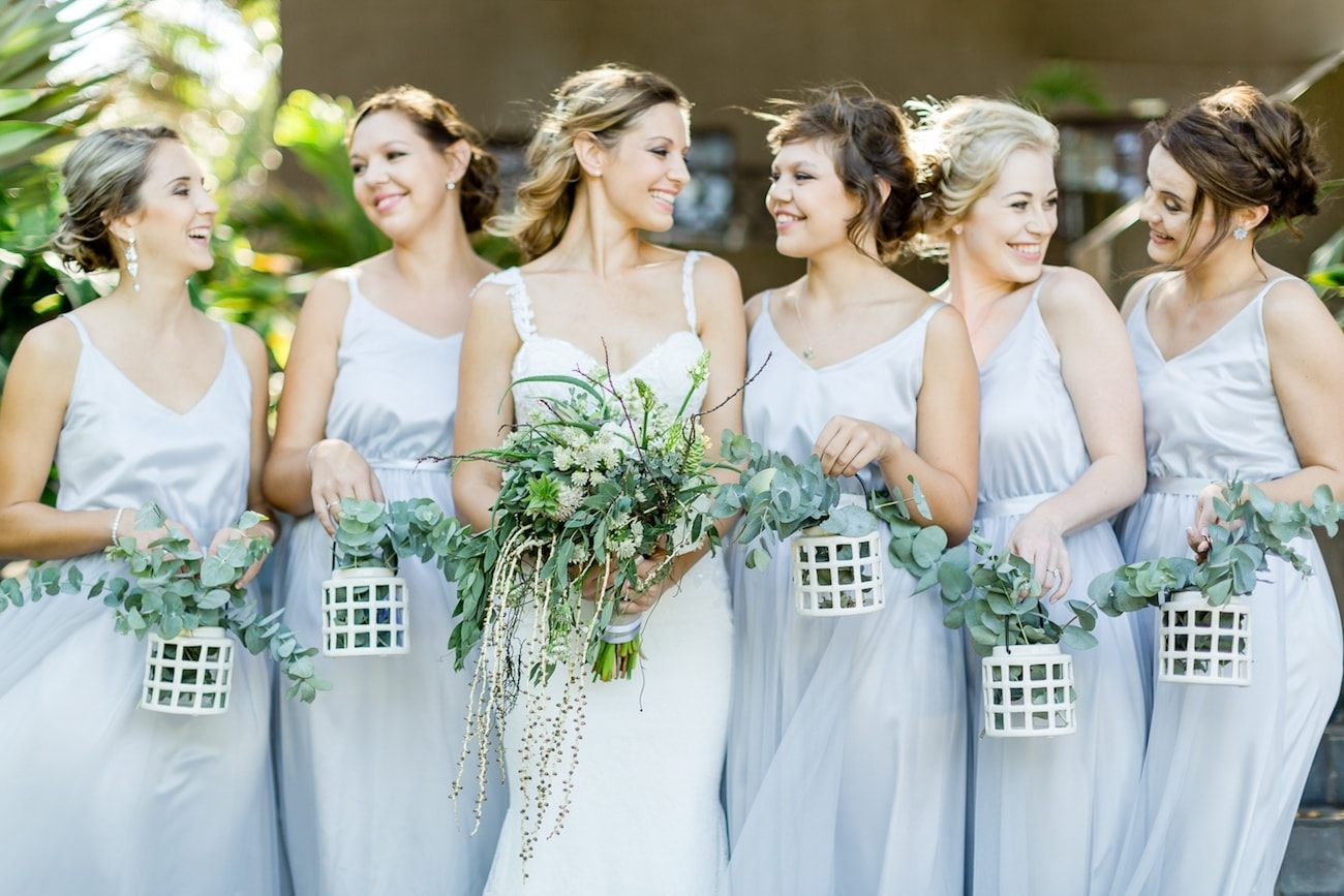 Bridesmaids with Lanterns | Credit: Grace Studios / Absolute Perfection