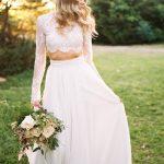 20 Beautiful Bridal Separates
