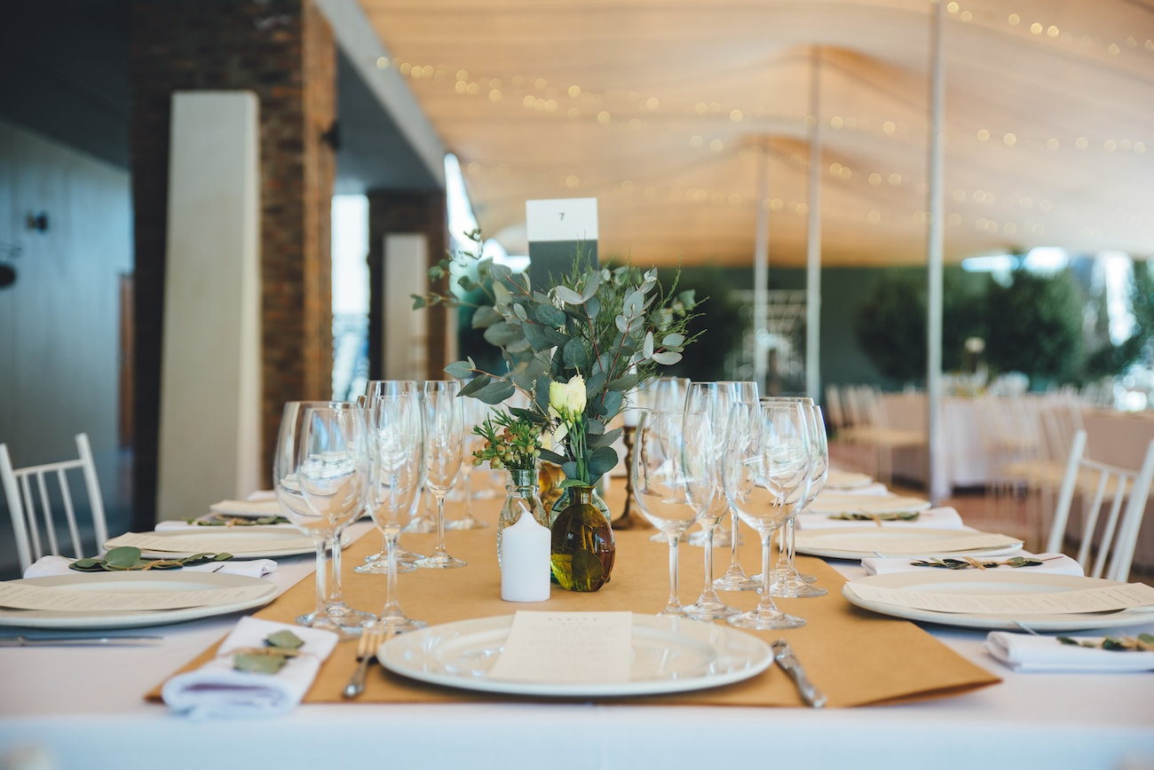 Olive Rock Wedding Reception | Credit: Yeah Yeah Photography