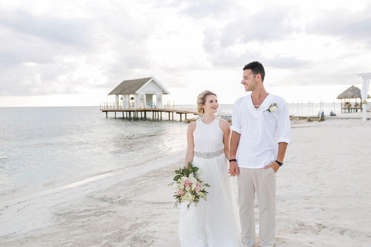 021 destination weddings honeymoons at sandals for What to know about destination weddings