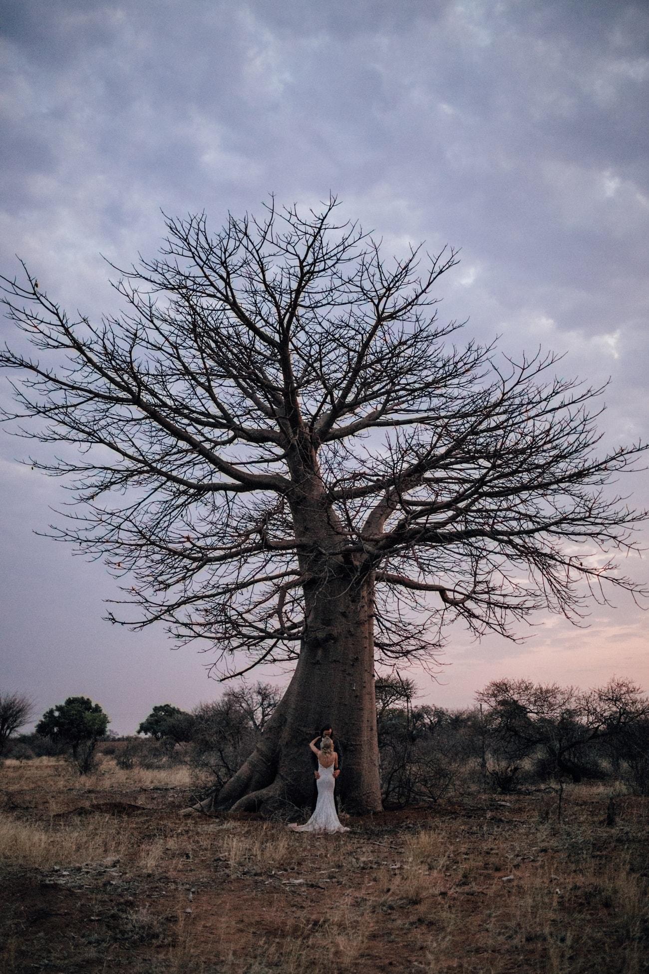 South Africa Bush Wedding | Credit: Page & Holmes