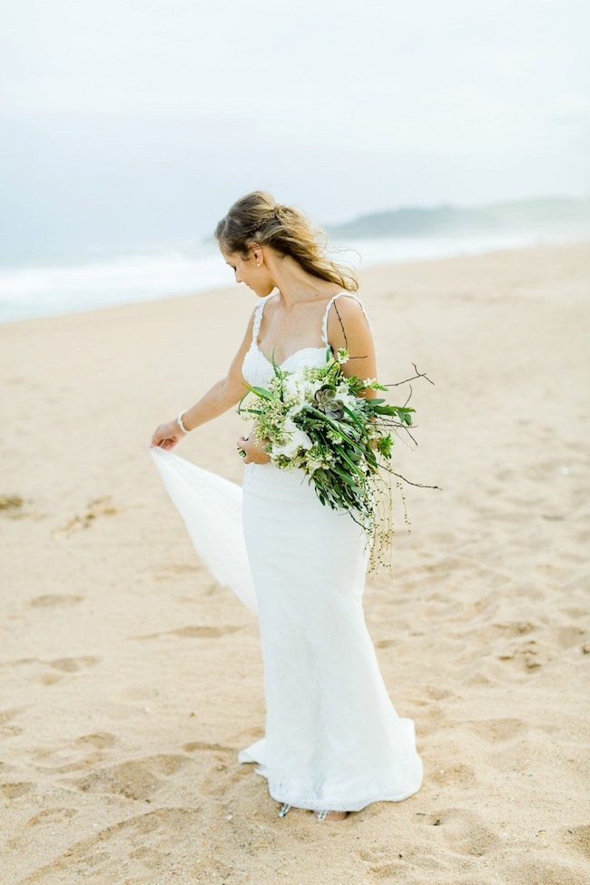 Beach Wedding Dress | Credit: Grace Studios / Absolute Perfection