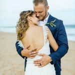 Dreamy Beach Wedding at Palm Dunes by Absolute Perfection & Grace Studios