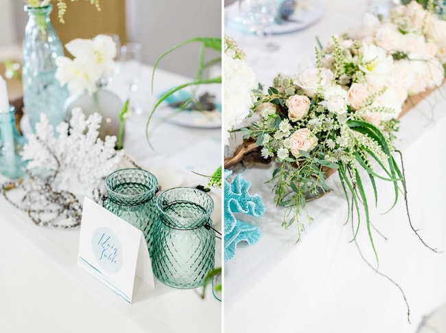 Dreamy Beach Wedding | Credit: Grace Studios / Absolute Perfection
