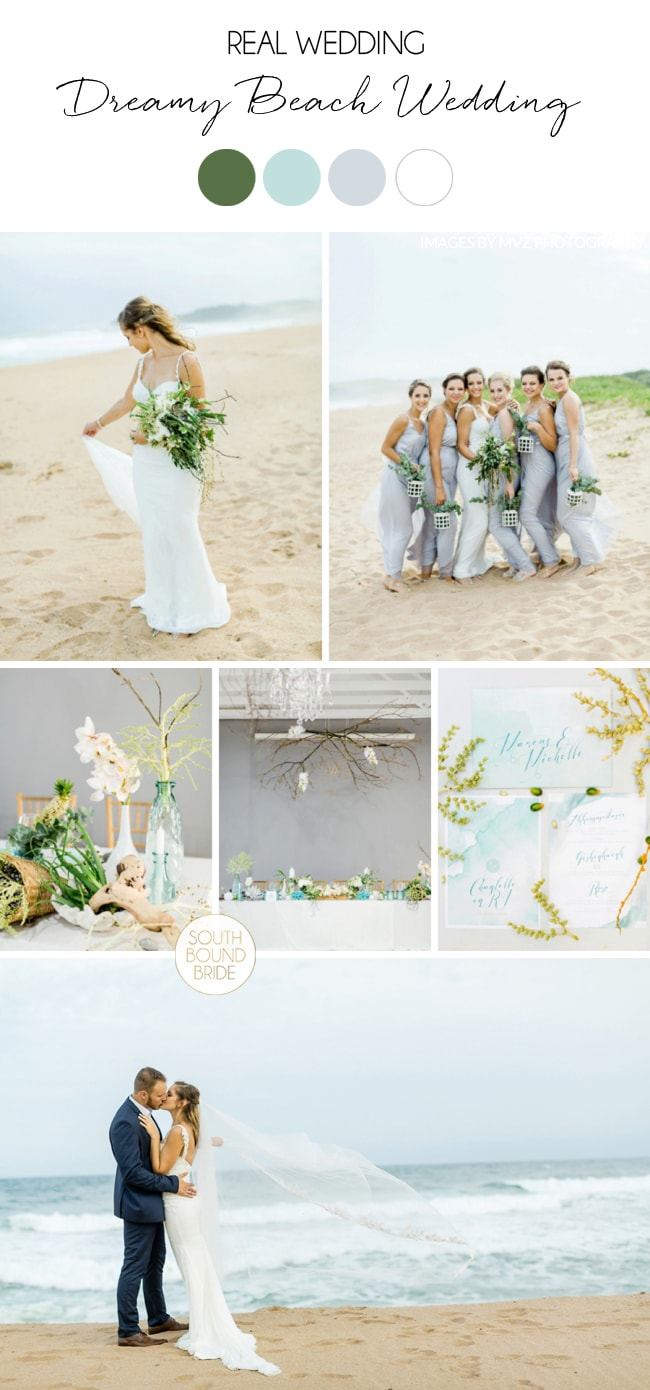Dreamy Beach Wedding by Absolute Perfection & Grace Studios | SouthBound Bride