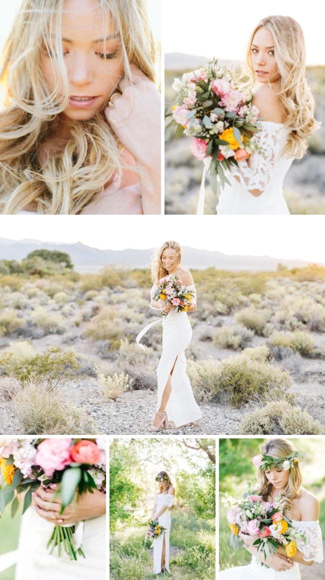 Desert Boho Bridal Inspiration by Julia Stockton | SouthBound Bride