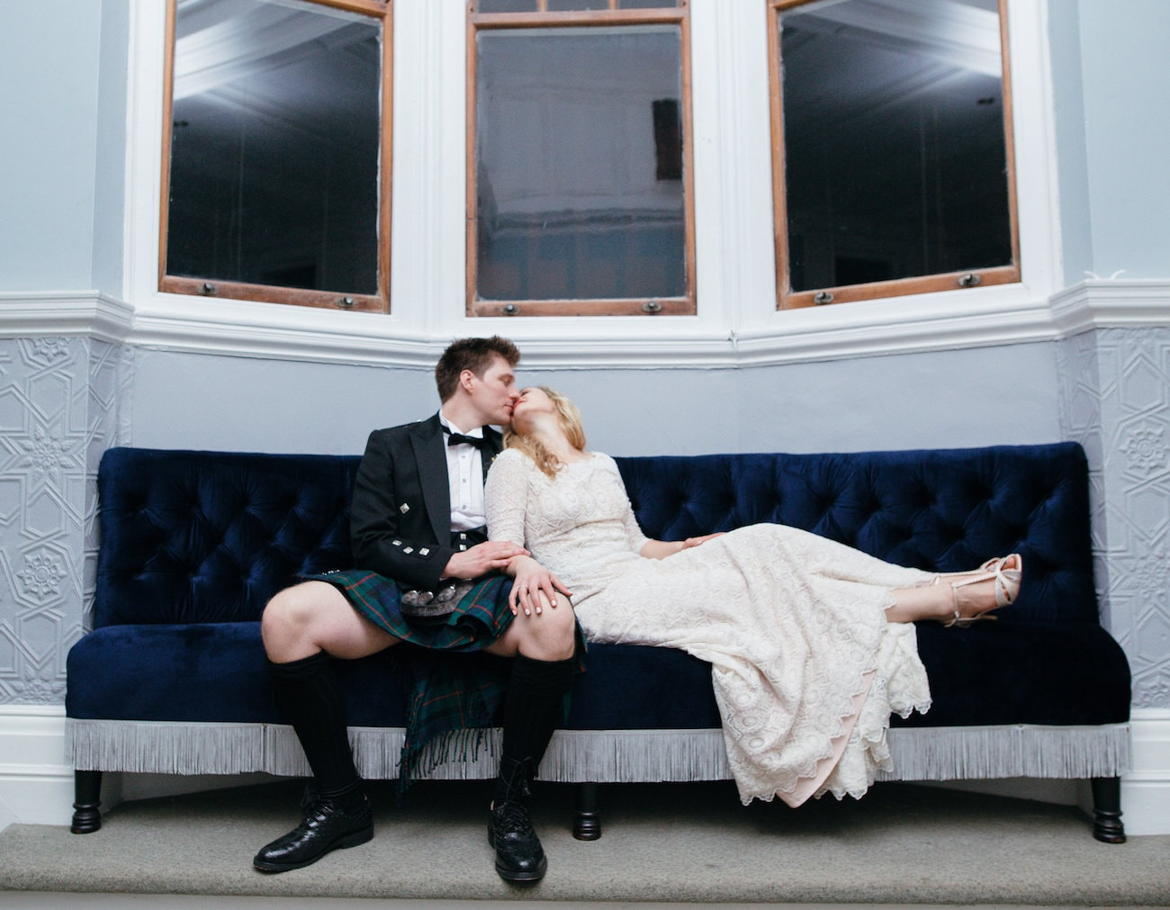 Vintage Chic City Wedding at the Cape Town Club   Credit: Duane Smith