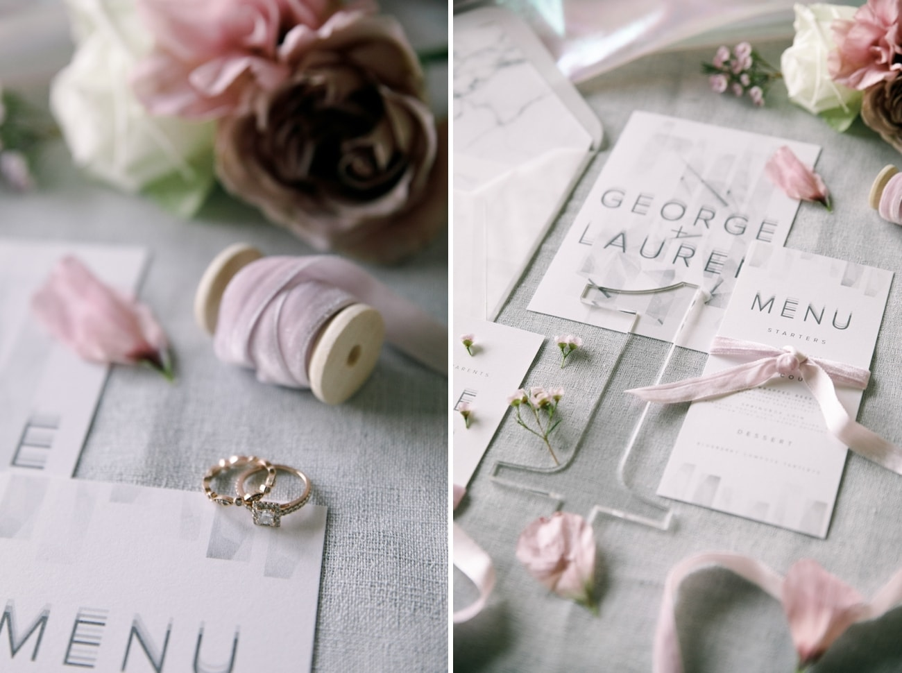 Romantic Iridescent Wedding Inspiration | Credit: Jessica Notelo (4)