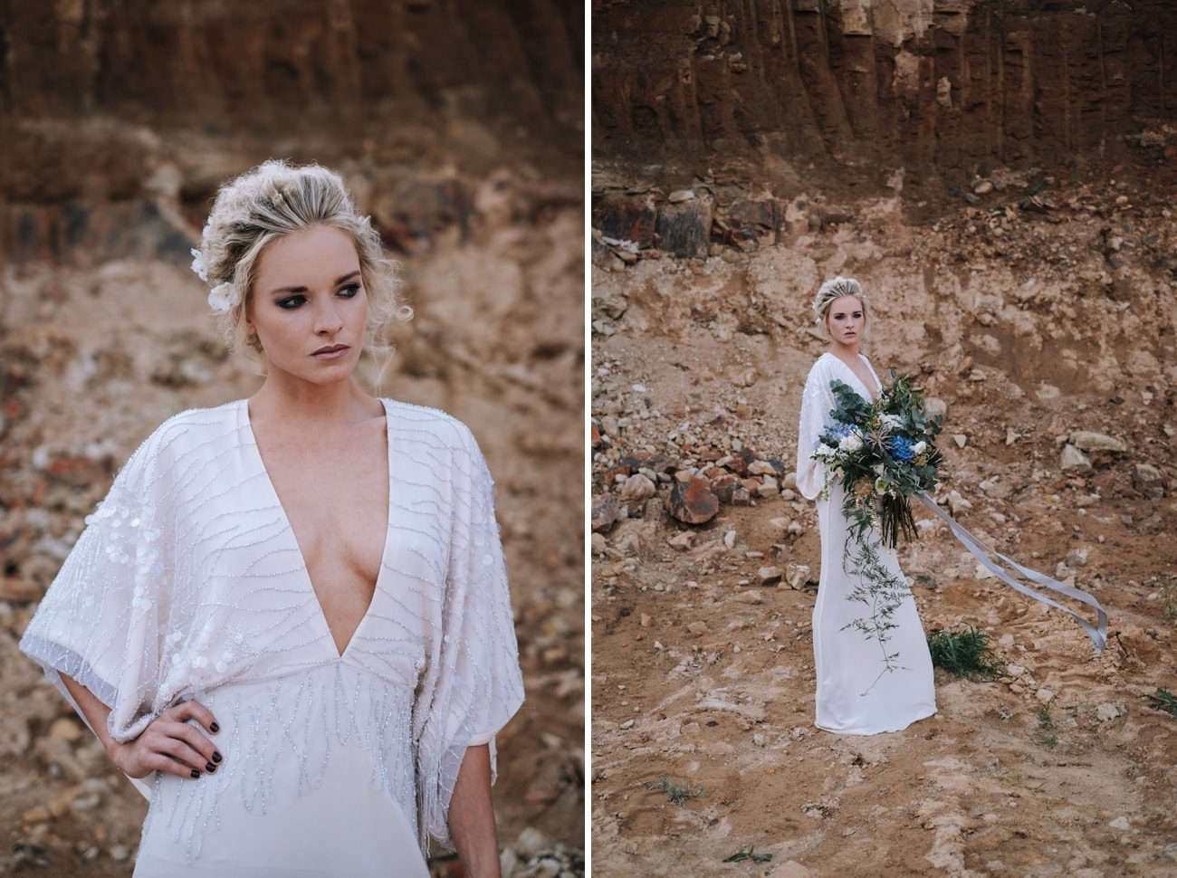 Atmospheric Wedding Inspiration | Credit: The Shank Tank