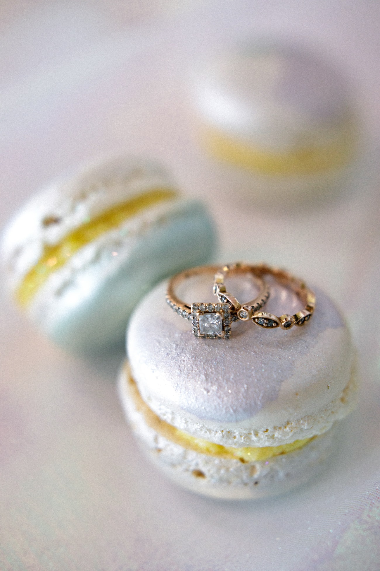 Iridescent Macarons | Credit: Jessica Notelo (5)