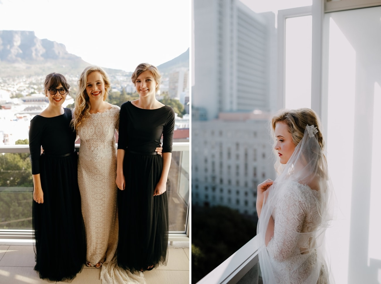 Winter City Wedding | Vintage Chic City Wedding at the Cape Town Club | Credit: Duane Smith