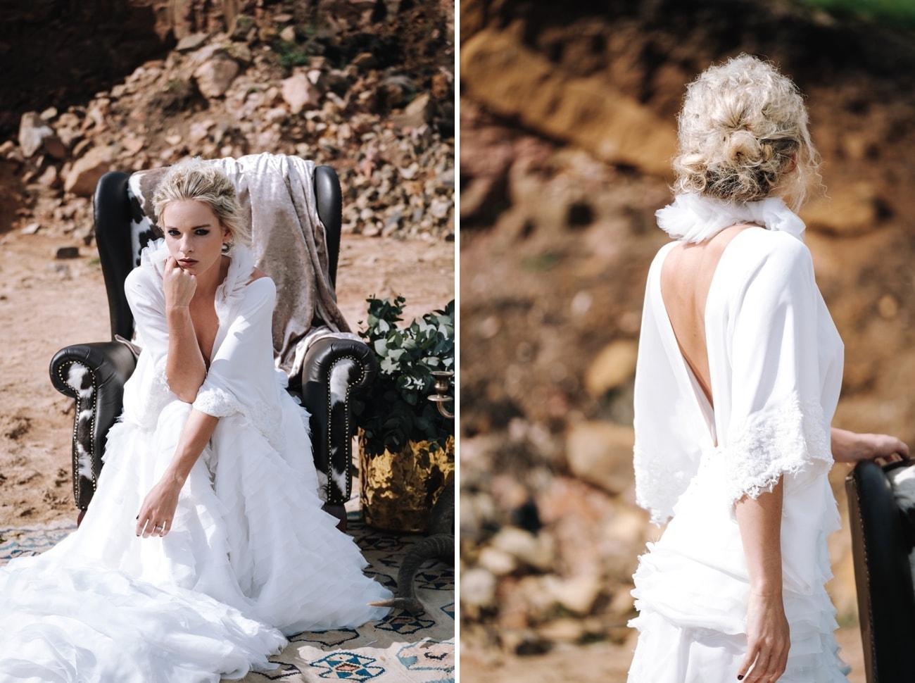 Atmospheric Wedding Inspiration | Credit: The Shank Tank