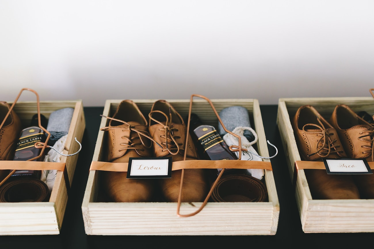 Groomsman Gift Box | Credit: Charlie Ray Photography
