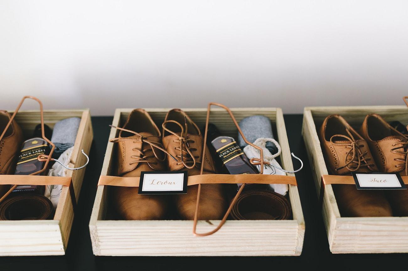 Groomsman Gift Box   Credit: Charlie Ray Photography