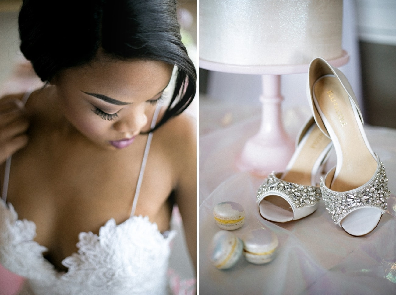 Romantic Iridescent Wedding Inspiration | Credit: Jessica Notelo (7)