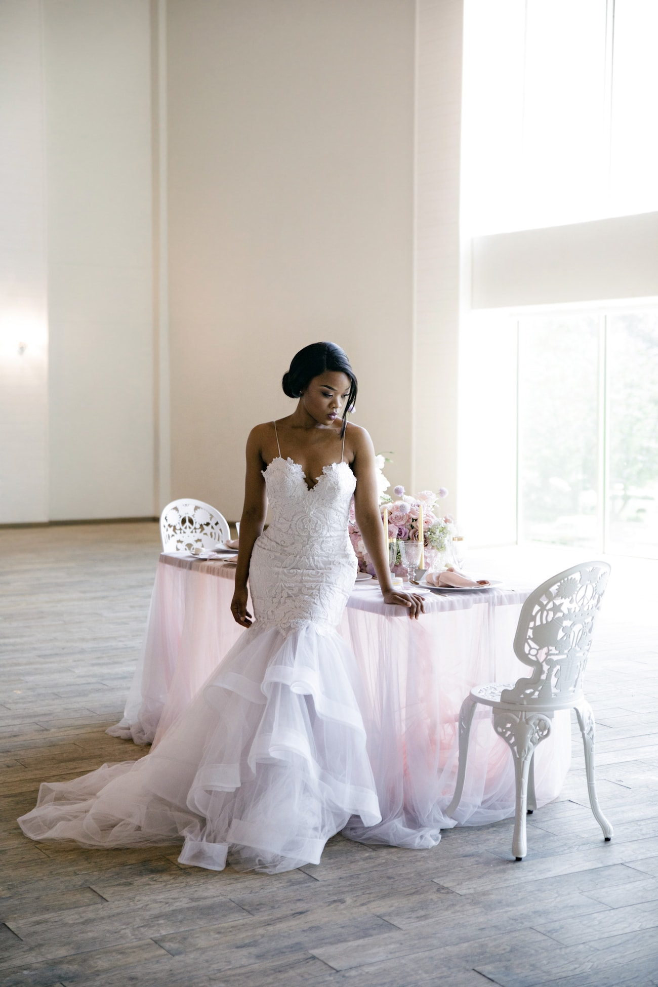 Lace Bodice Mermaid Wedding Dress | Credit: Jessica Notelo (8)