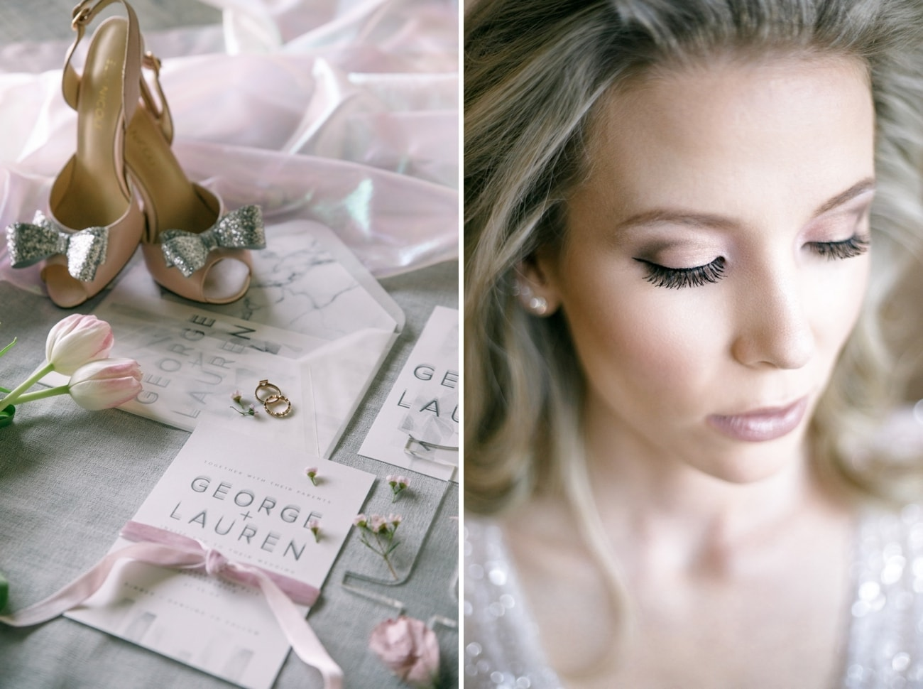 Romantic Iridescent Wedding Inspiration | Credit: Jessica Notelo (9)
