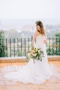 Romantic Spanish Wedding Inspiration by Buenas Photos & Natalia Ortiz | SouthBound Bride (7)