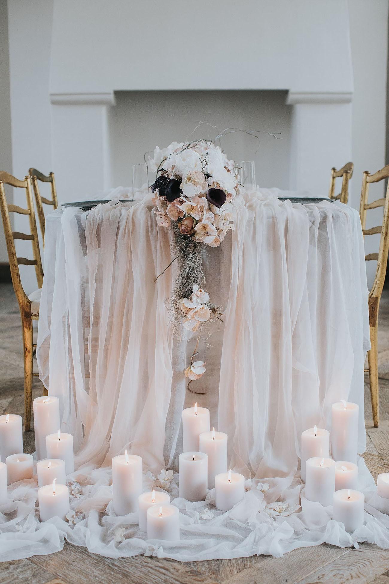Romantic Wedding Decor | Credit: Cornelia Lietz