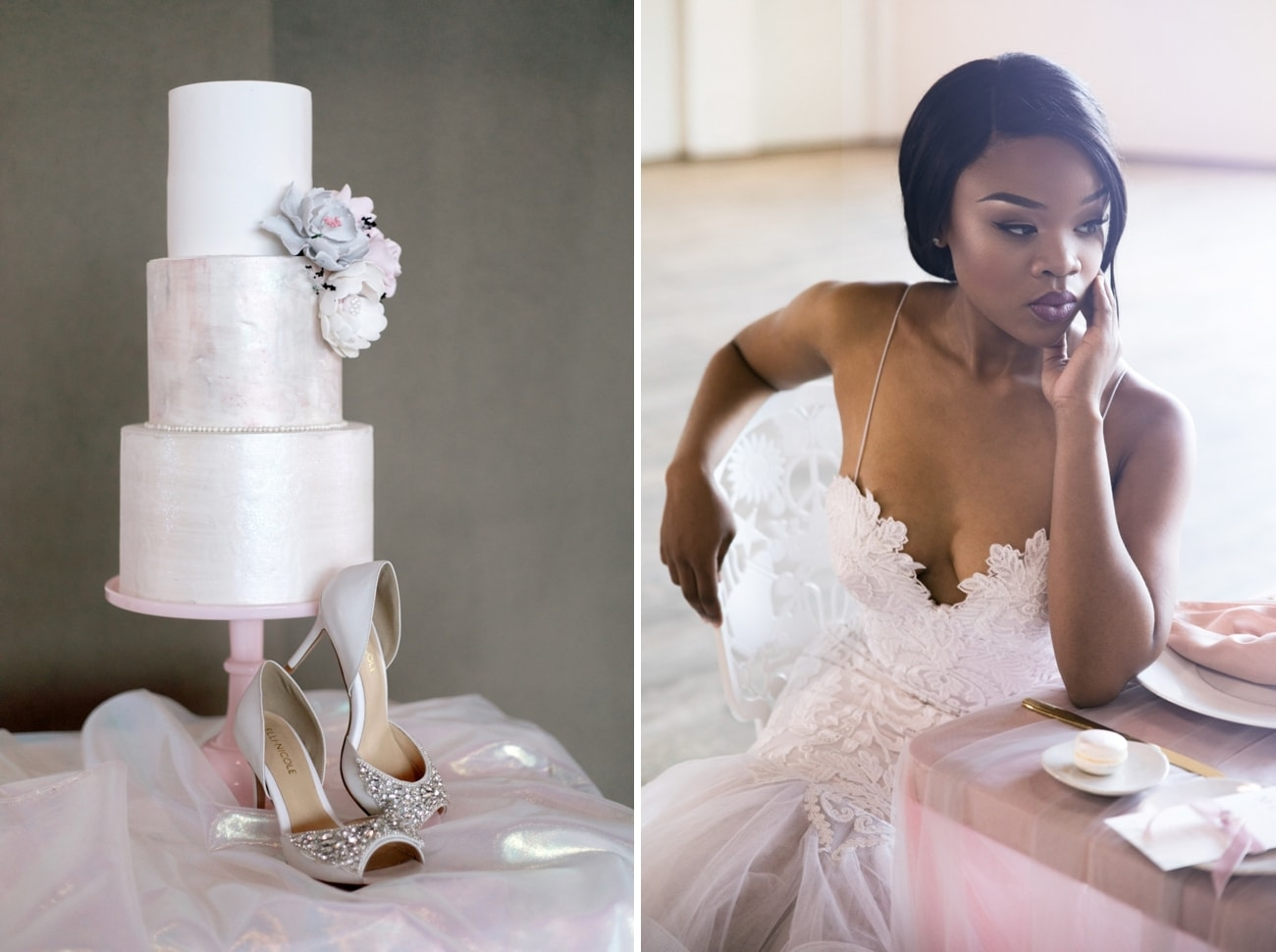 Romantic Iridescent Wedding Inspiration | Credit: Jessica Notelo (10)