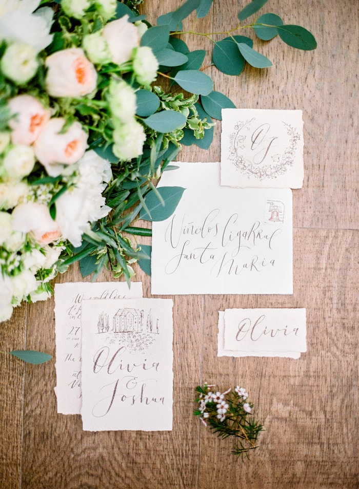Romantic Spanish Wedding Inspiration by Buenas Photos & Natalia Ortiz | SouthBound Bride (5)