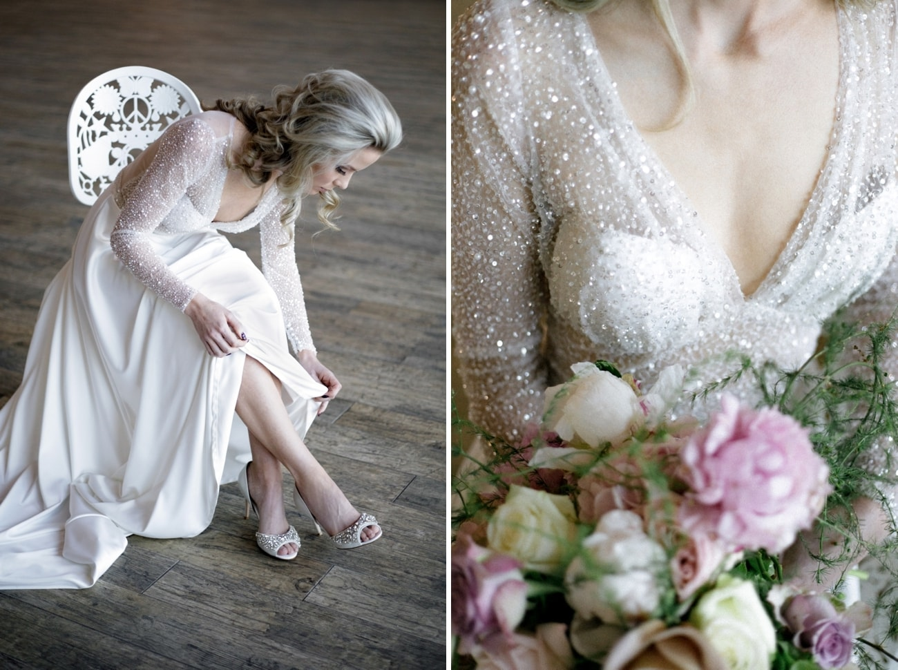 Romantic Iridescent Wedding Inspiration | Credit: Jessica Notelo (12)