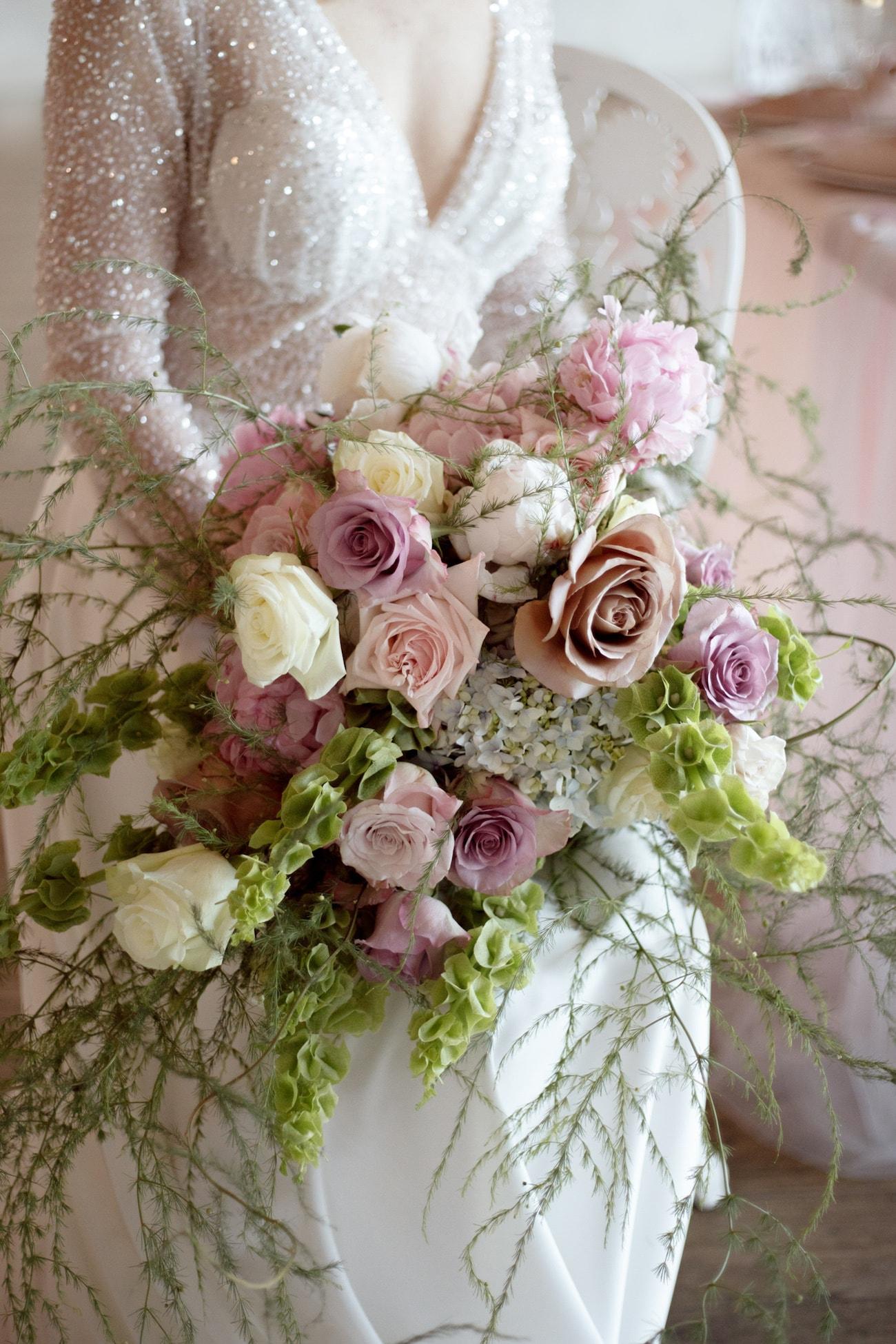 Pastel Wedding Bouquet | Credit: Jessica Notelo (13)