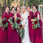 Joyous Jewel Tone Winter Wedding at Lace on Timber by Dust and Dreams Photography