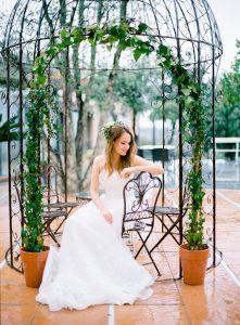 Romantic Spanish Wedding Inspiration by Buenas Photos & Natalia Ortiz | SouthBound Bride (1)