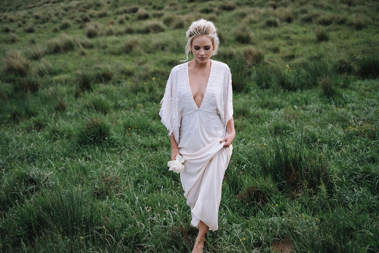 Natural Bride | Atmospheric Wedding Inspiration | Credit: The Shank Tank