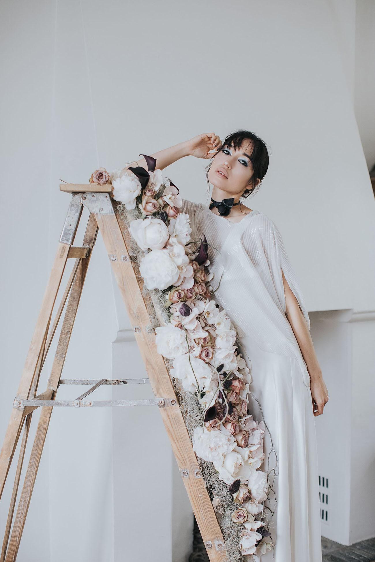 Modern Wedding Dress | Credit: Cornelia Lietz