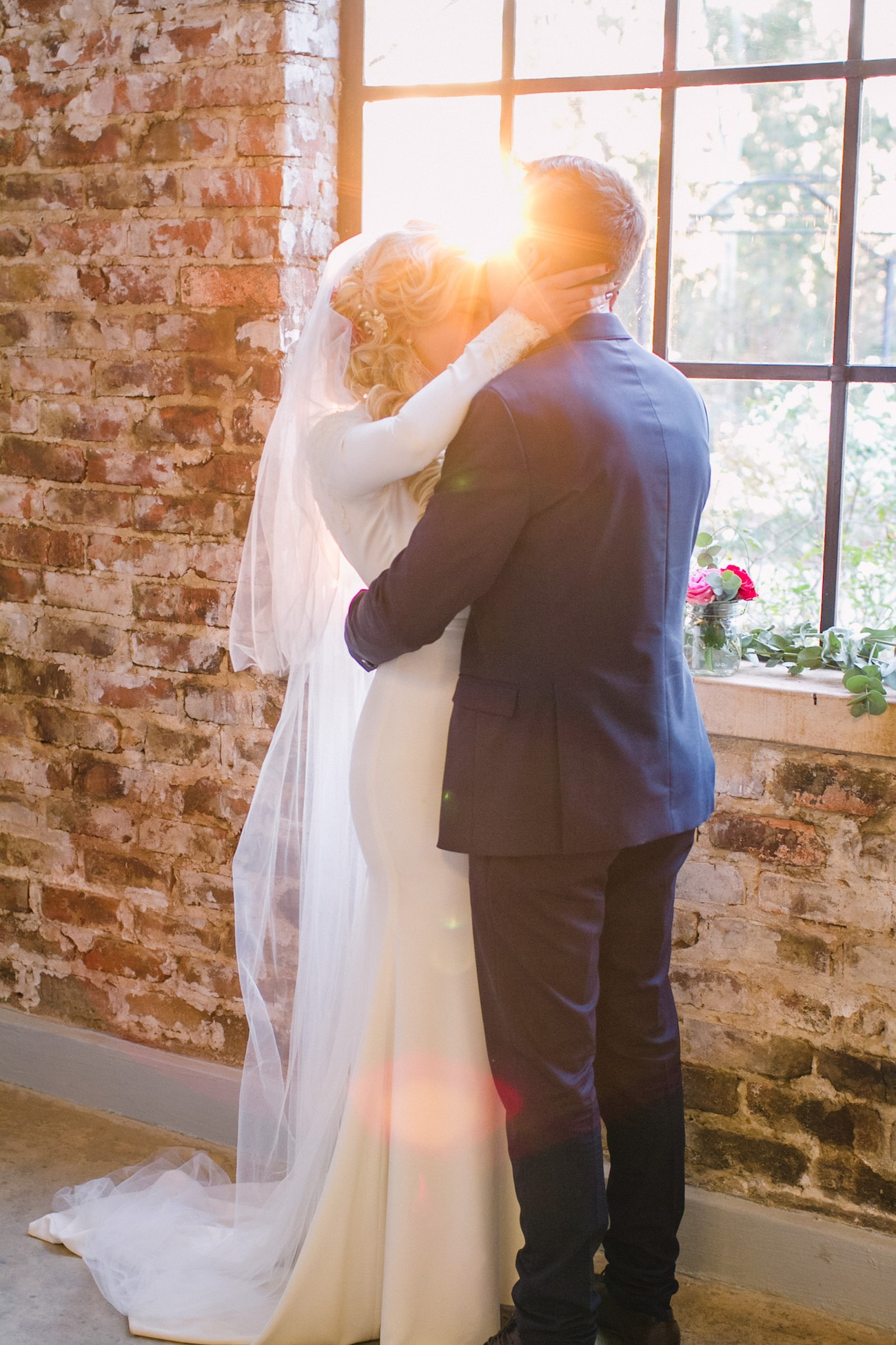 Bride and Groom | Joyous Jewel Tone Winter Wedding | Credit: Dust and Dreams Photography