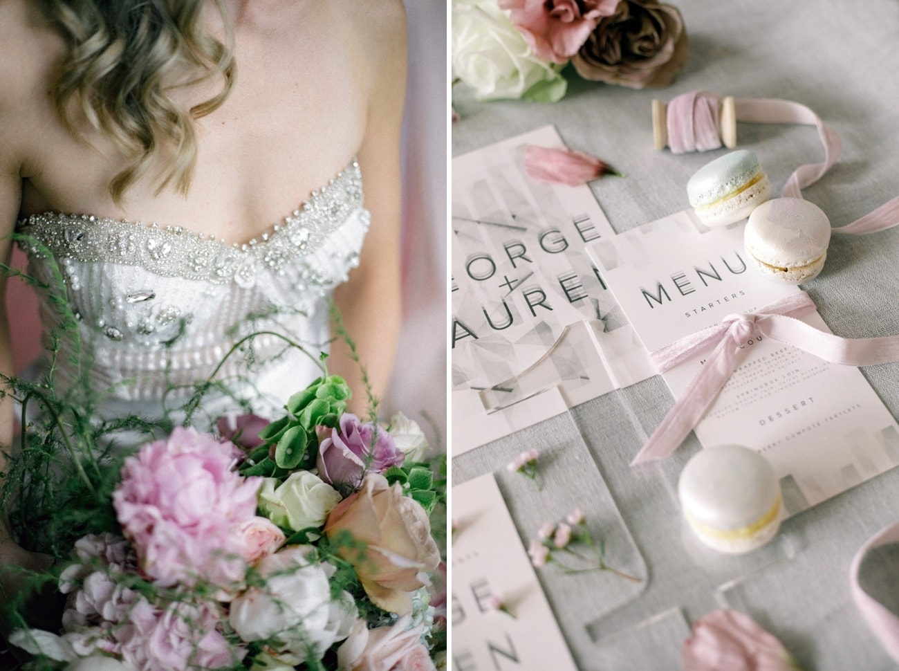 Romantic Iridescent Wedding Inspiration | Credit: Jessica Notelo (21)