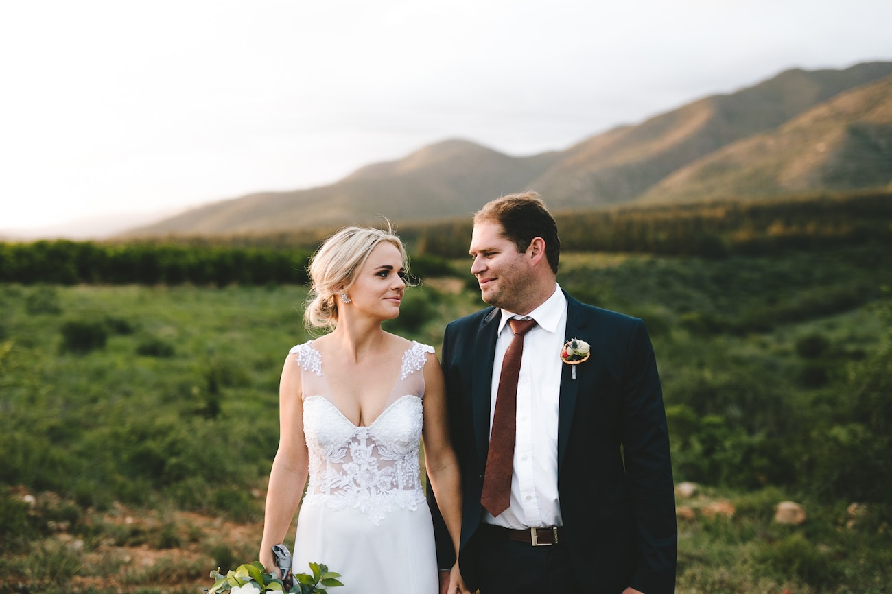 Eastern Cape Farm Wedding | Credit: Charlie Ray Photography