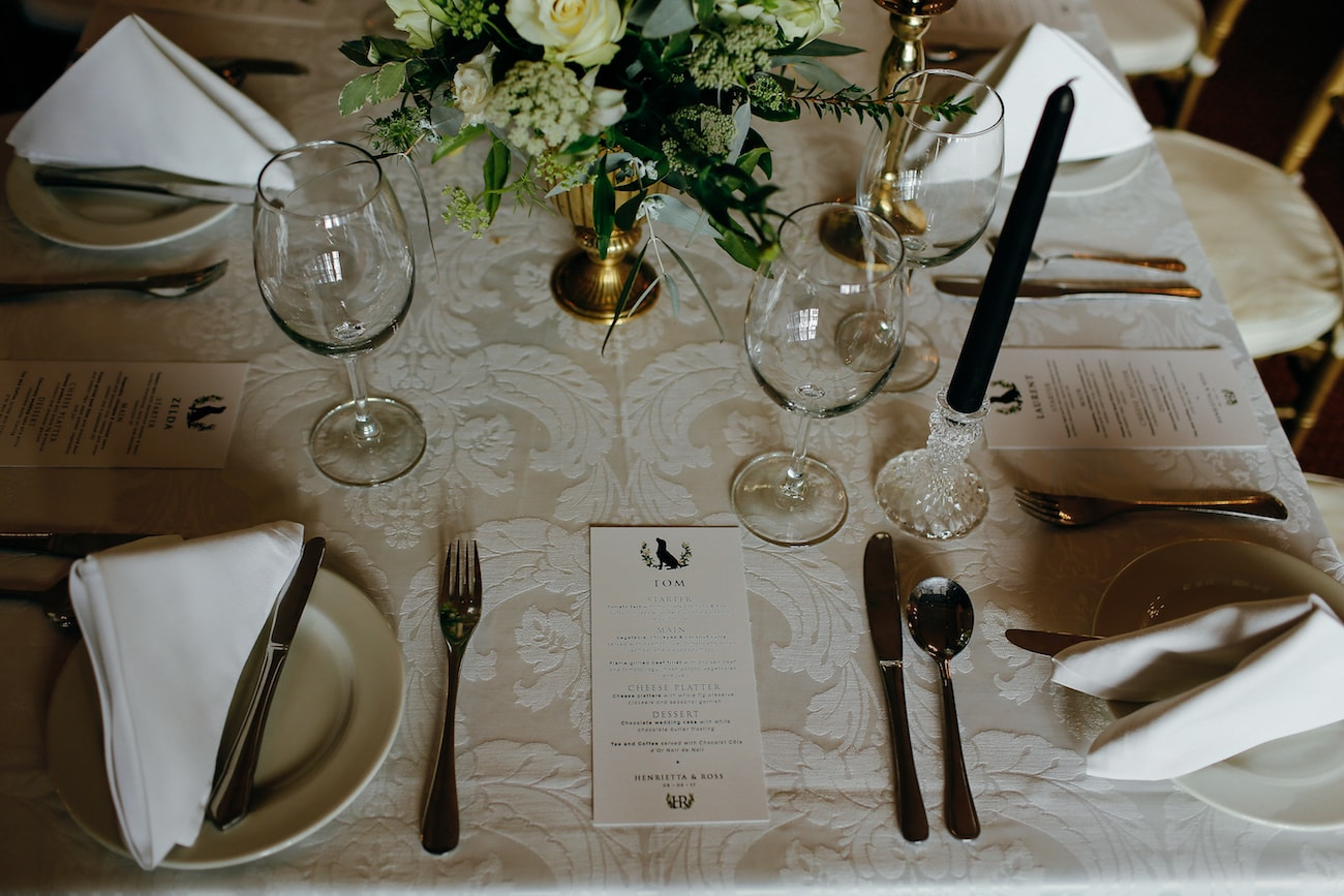 Vintage Chic City Wedding at the Cape Town Club | Credit: Duane Smith