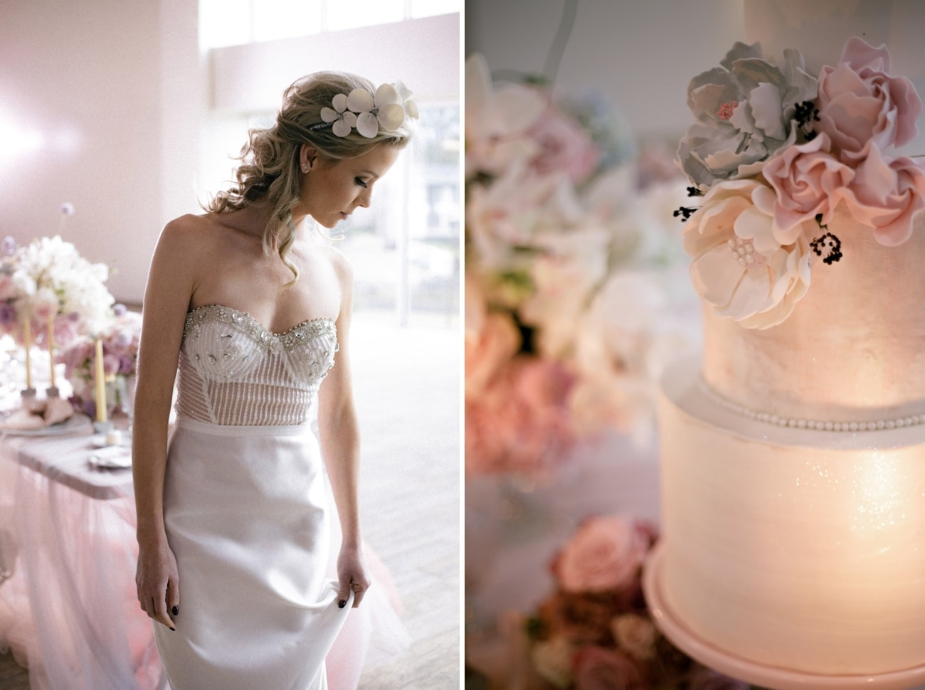 Romantic Iridescent Wedding Inspiration | Credit: Jessica Notelo (23)