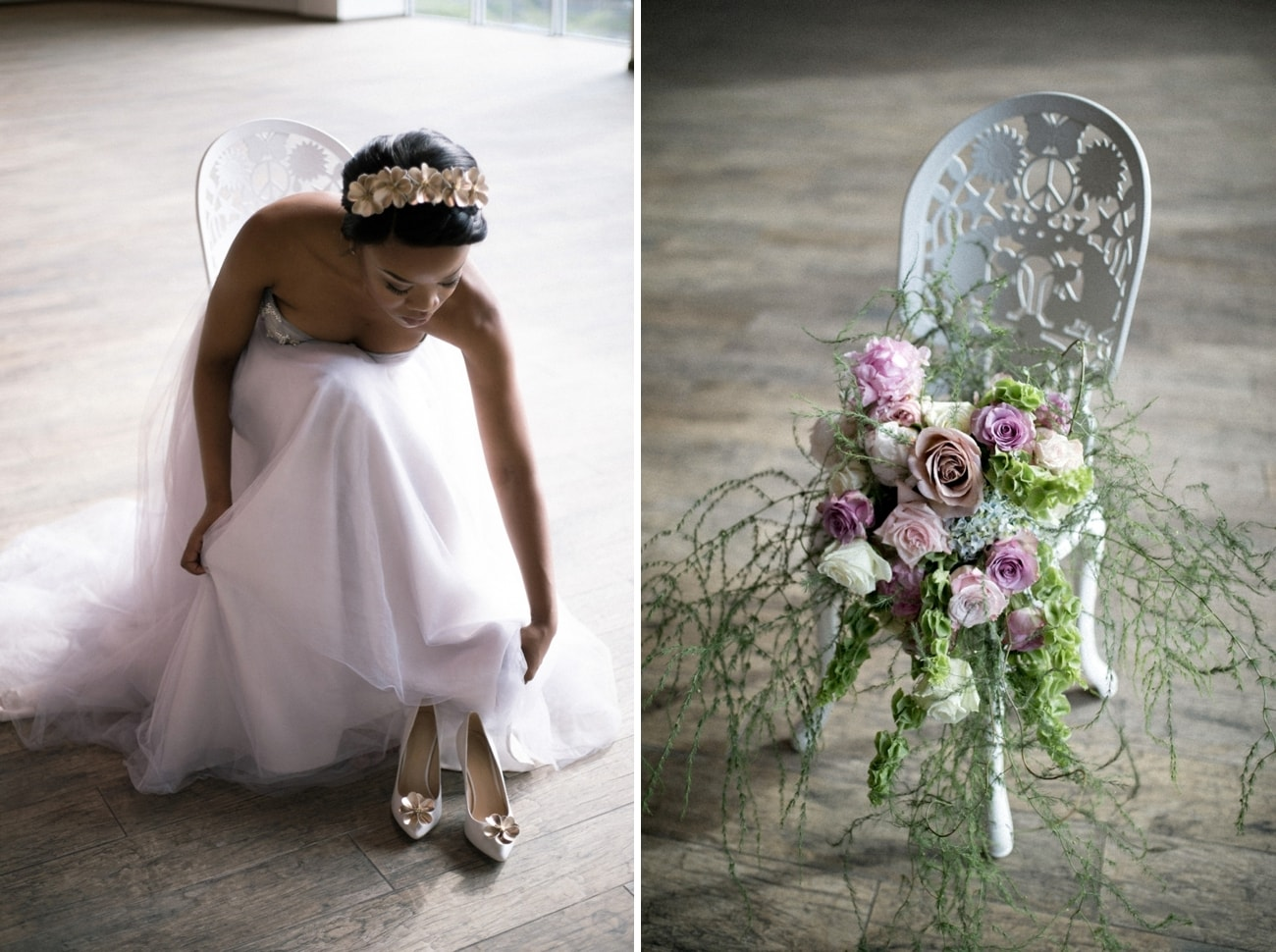 Romantic Iridescent Wedding Inspiration | Credit: Jessica Notelo (26)