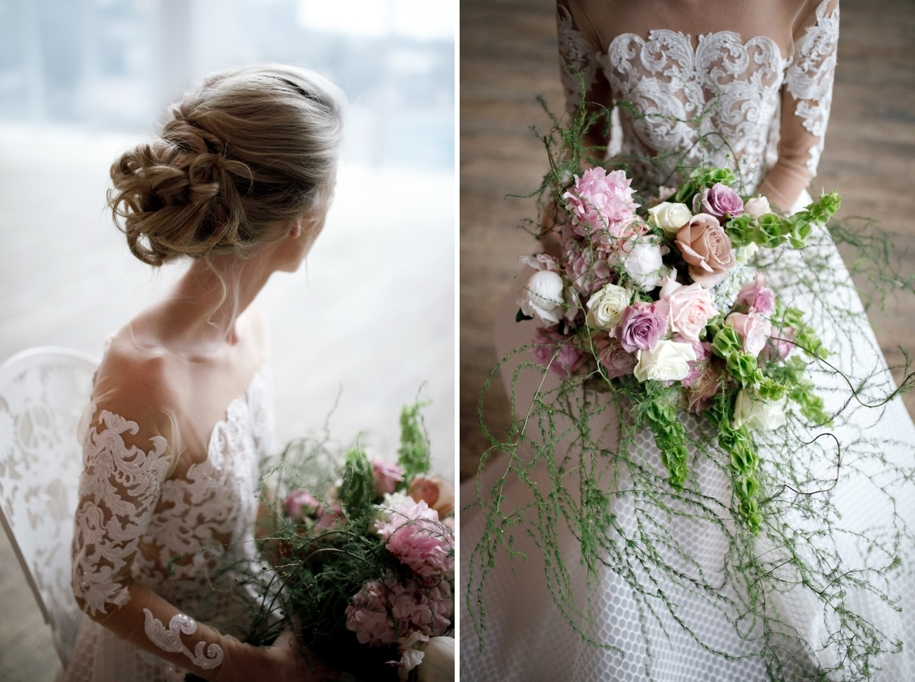 Romantic Iridescent Wedding Inspiration | Credit: Jessica Notelo (27)